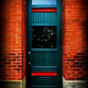 Classic Door Poster
