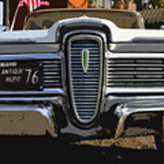 Classic Edsel Poster