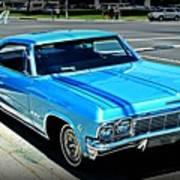 Classic Impala Poster