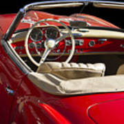 Classic Mercedes Benz 190 Sl 1960 Poster