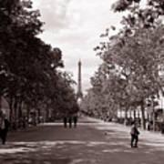 Classic Paris 10 Poster