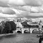 Classic Paris 5 Poster