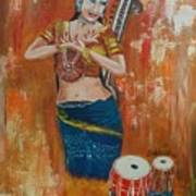 Classical Dance Poster