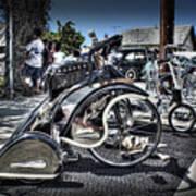 Classy Trike Poster