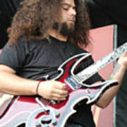 Claudio Sanchez Of Coheed And Cambria 2 Poster