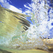 Clear Water Poster by Vince Cavataio - Printscapes