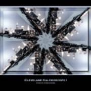 Cleveland Kaleidoscope I Poster