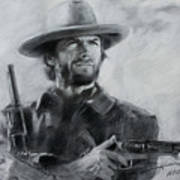 Clint Eastwood Poster