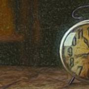 Clock - Id 16218-130715-1843 Poster
