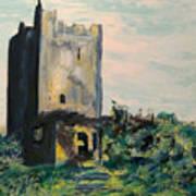 Clonony Castle Poster