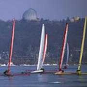 Close Encounters - Lake Geneva Wisconsin Poster