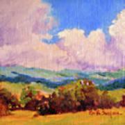 Cloudscape 2 Poster