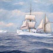 Coast Guard Cutter Northland Poster