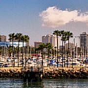 Coast Of Long Beach #3 Poster