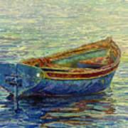 Coastal Lullaby Poster
