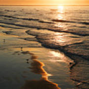 Coastal Sunrise Poster