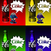 Coca-cola Forever Young 12 Poster