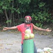 Coconut Man Poster