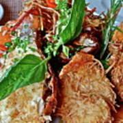 Coconut Shrimp Poster