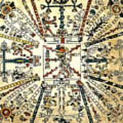 Codex Fej�rv�ry-mayer, 15th Century Poster