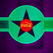 Coke N Lime Poster
