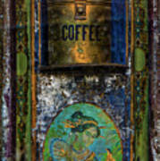 Cold Coffee Poster