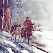Cold Hunt Poster