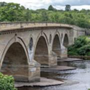 Coldstream Bridge 1807 Poster