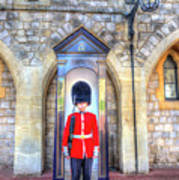 Coldstream Guard Poster