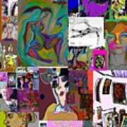 Collage 9 Poster