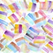 Color Burst 2 Poster