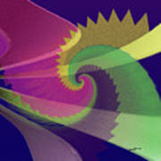 Color Designs Poster by Anthony Caruso