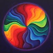 Color Joy Poster