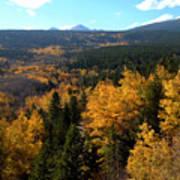 Colorado Autumn - 2 Poster
