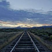 Colorado Daybreak Poster