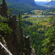 Colorado Landscape Poster
