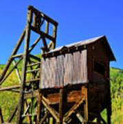 Colorado Mining Poster