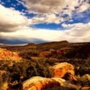 Colorado Mountain Splendor Poster