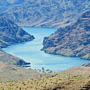 Colorado River Arizona Poster