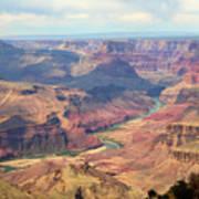 Colorado River Grand Canyon  Poster