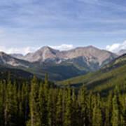 Colorado Rocky Mountains Near Monarch Pass Poster