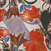 Colorful Fractal Poster