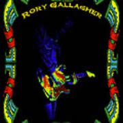 Colorful Slide Playing By Rory Poster