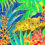 Colorful Tropics 4 Poster