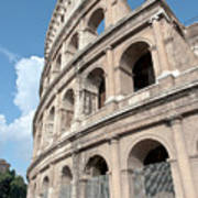 Colosseo Iv Poster
