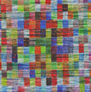 Colour Square 2 Poster