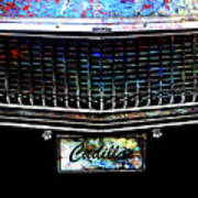 Colourful Caddy Poster