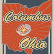 Columbus Ohio Poster