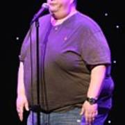 Comedian Ralphie May Poster