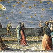 Comet Of 1812 Poster